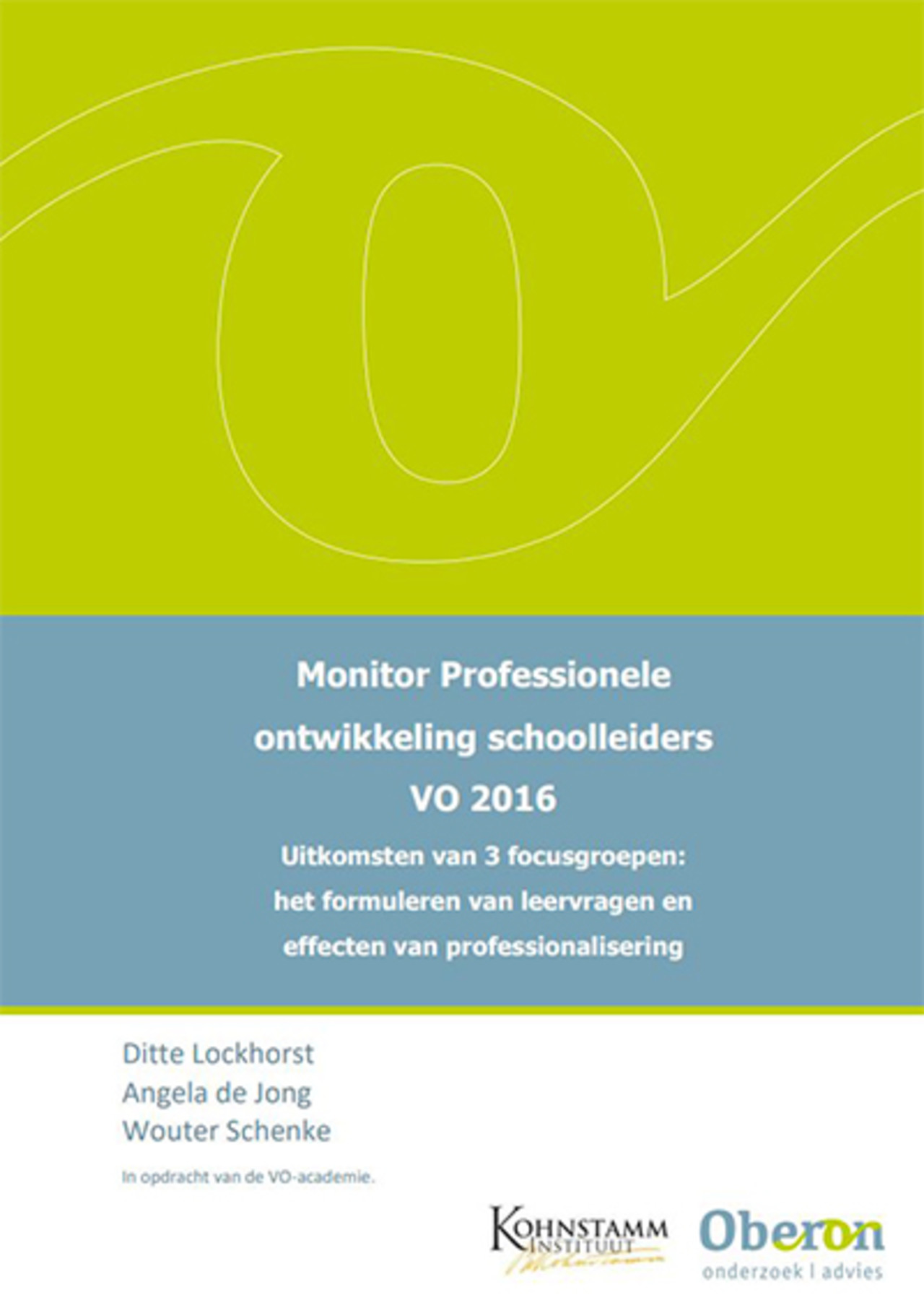 Cover monitor 2016