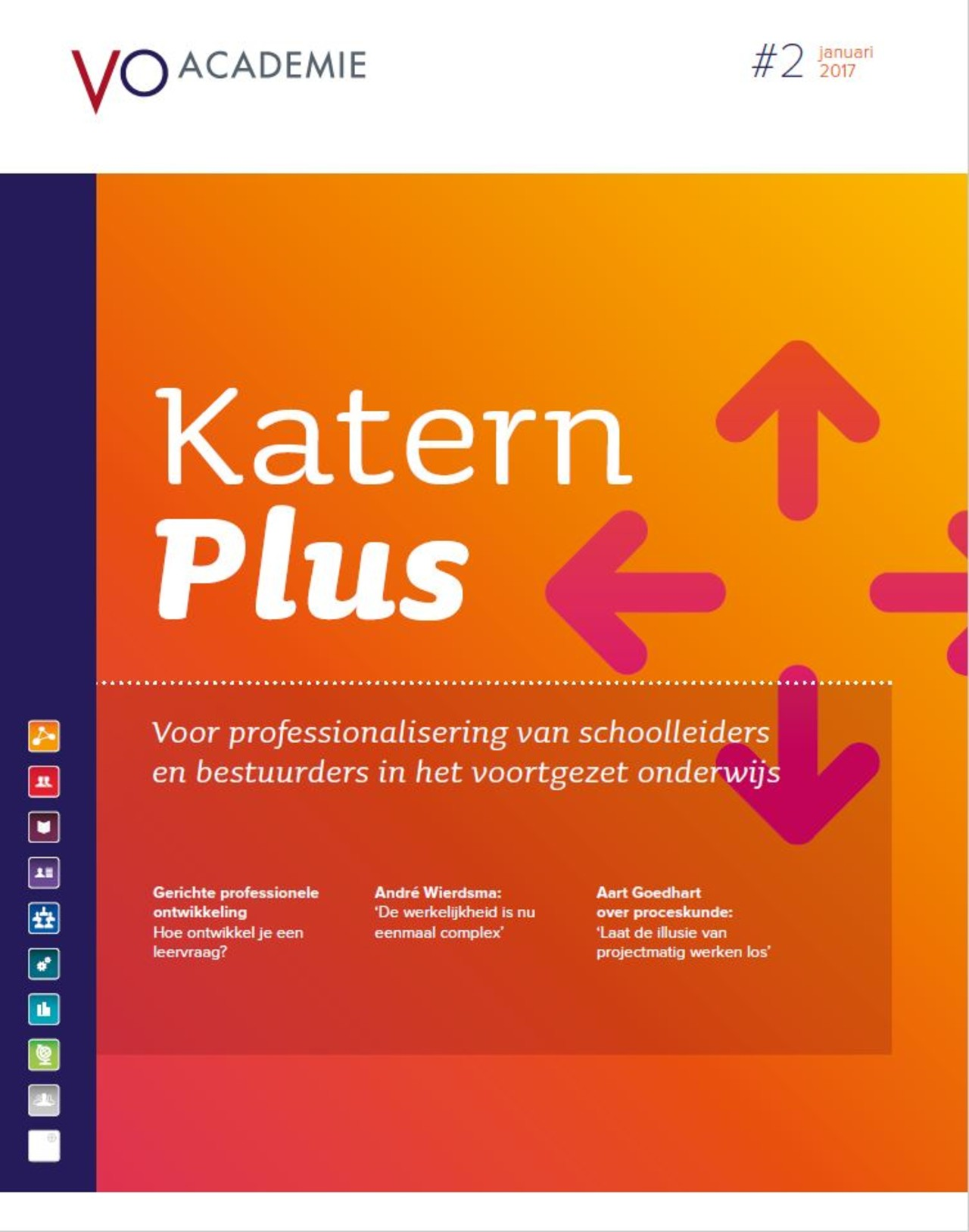 Cover katern plus 2