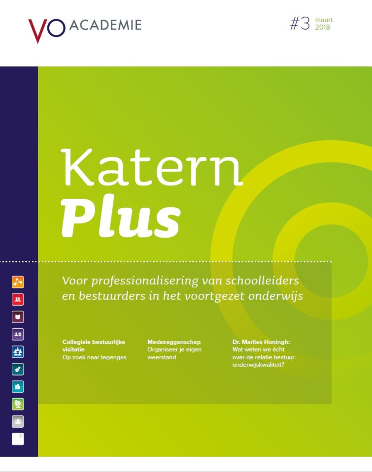 Cover katern plus 3