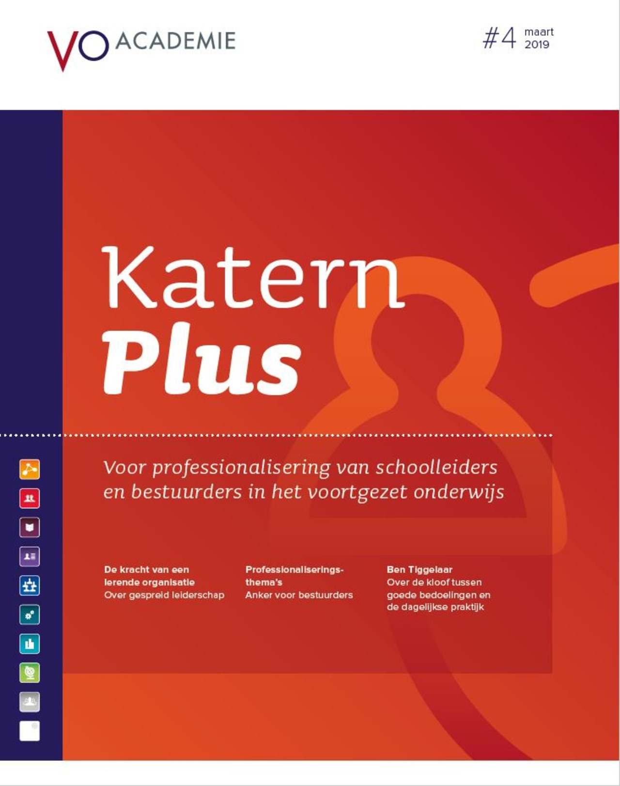 Cover katern plus 4